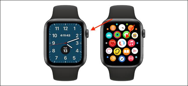 Aplicación Blood Oxygen en Apple Watch